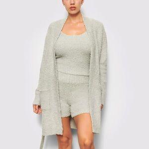 SKIMS Robe Cozy Soft Knit S/M B61 NWOT